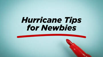 Operation Storm Watch - Hurricane Tips for Newbies