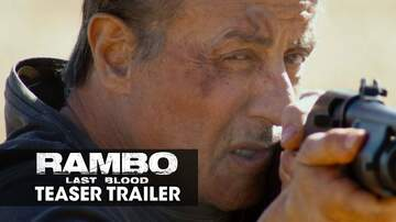 Mike Frazer - Rambo Is BACK! Rambo Last Blood: SEE THE TRAILER!