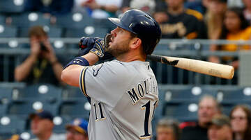 Brewers - Moustakas hits two home runs, Brewers bash Pirates 11-5 Thursday
