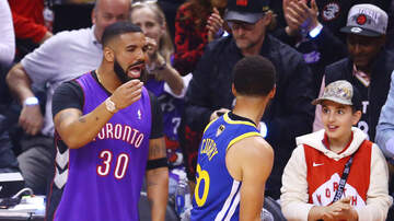 Dubz Blog - Champagne Papi and the Raptors can suck us into the NBA Finals.