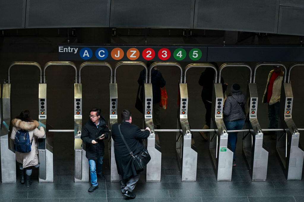 MTA Debuts OMNY Payment System