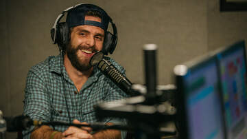 Bobby Bones - Thomas Rhett Dared His Now Wife To Kiss Him To See If There Were Feelings