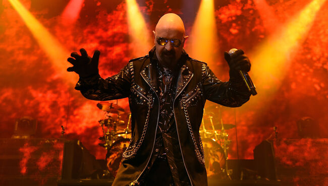 Judas Priest In Concert At The Palms