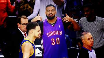 The Dan Patrick Show - Ric Bucher: Drake's Antics Were a Bad Look For Him and the Raptors