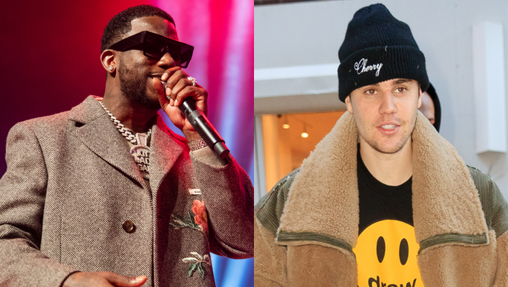 Gucci Mane & Justin Bieber Link Up For New Jam 'Love Thru The Computer' | iHeartRadio