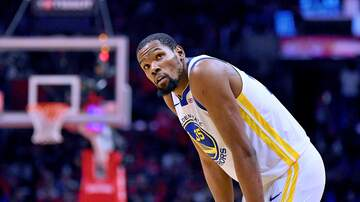 The Dan Patrick Show - Ric Bucher: Game 4 Would Be Too Late For Kevin Durant to Return