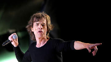 Mike Bell - Mick Jagger Ready TO Rock