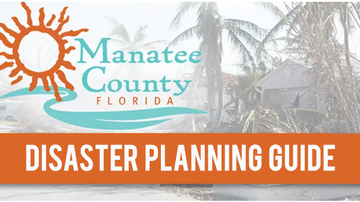 Operation Storm Watch - Manatee County Disaster Planning Guide