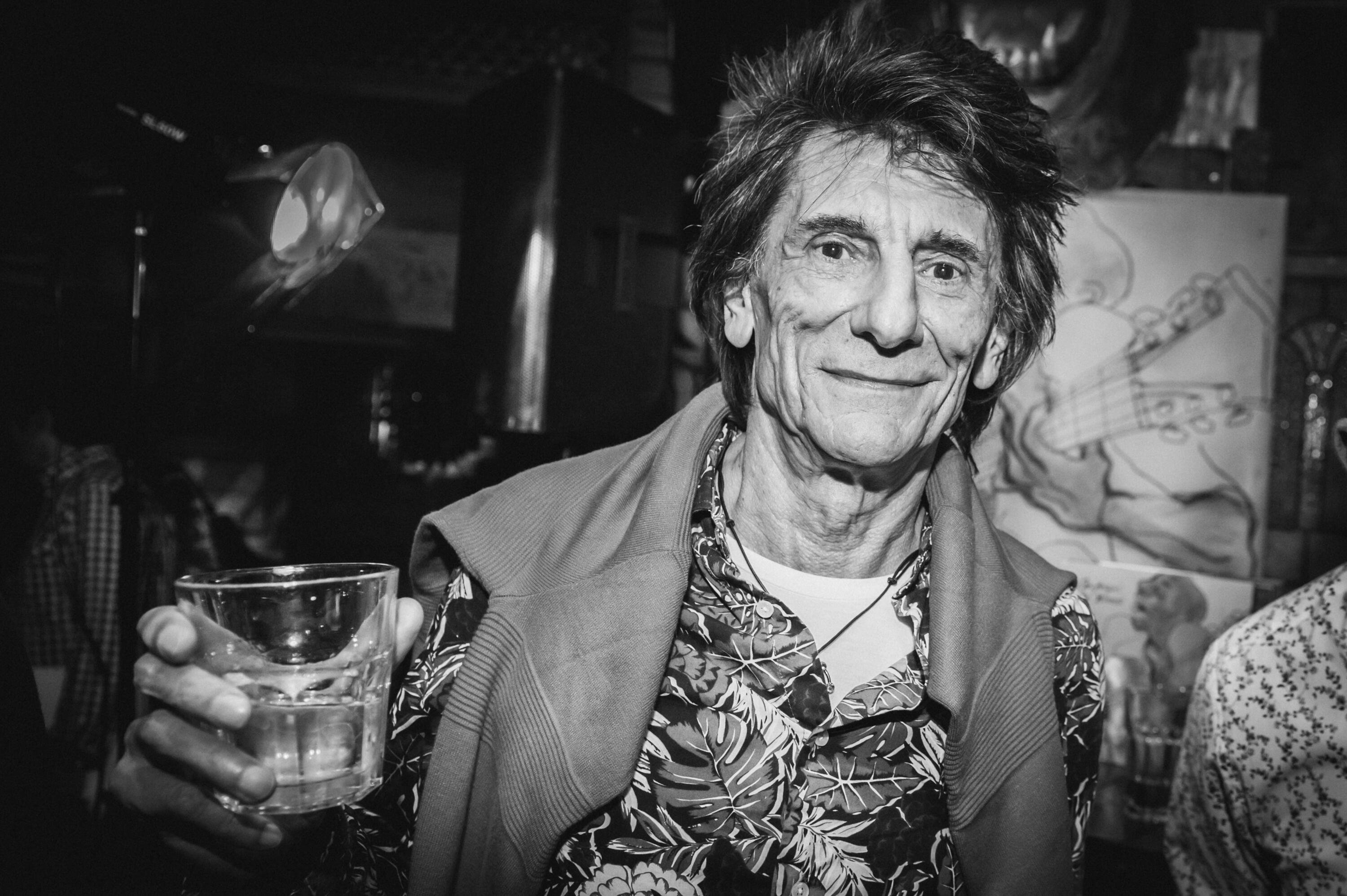 Ronnie Wood: 20 Things You Might Not Know | iHeartRadio