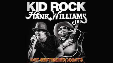 None - Kid Rock and Hank Williams Jr Hot September Nights Tour Charlotte