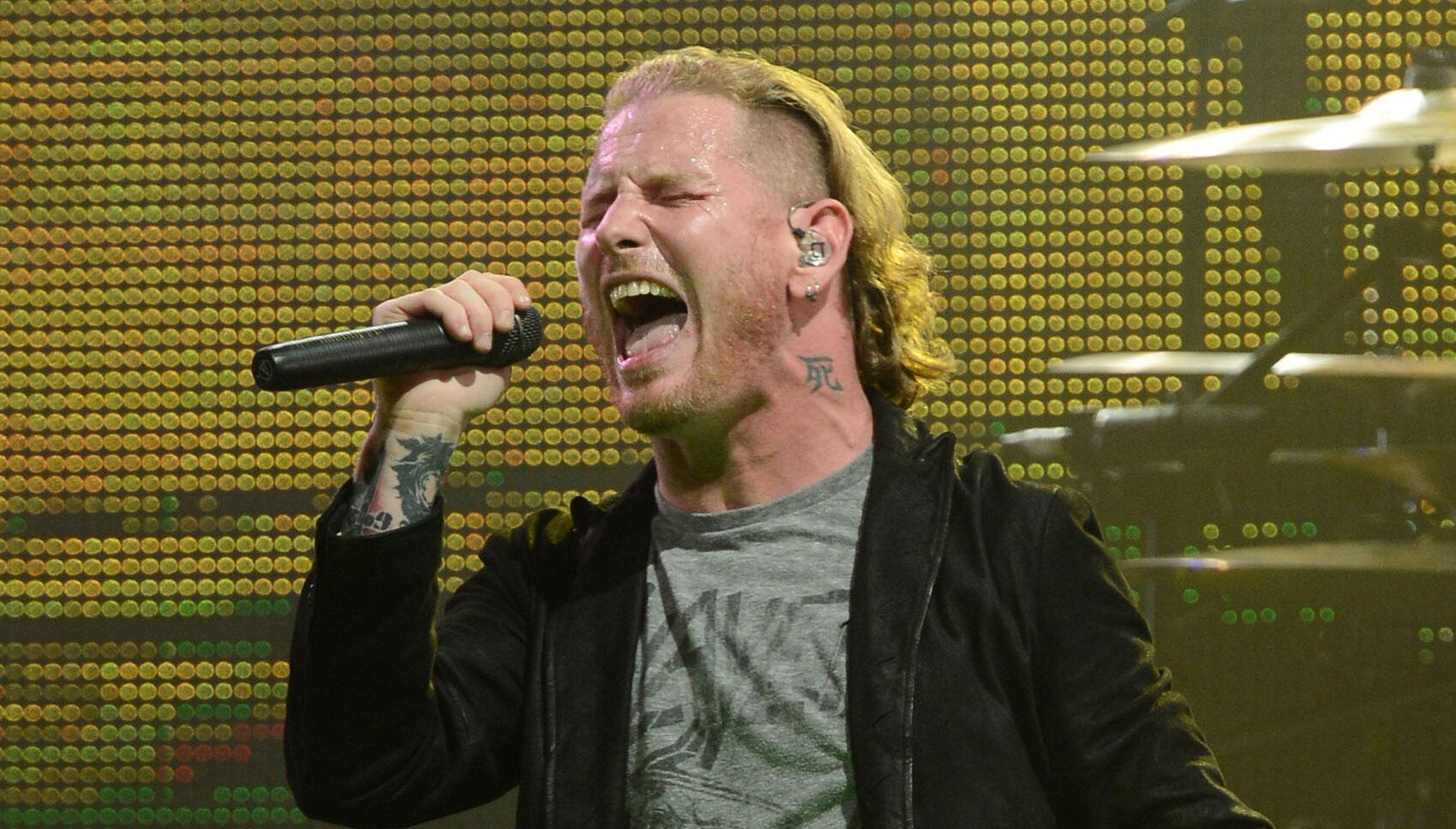 Slipknot/Stone Sour's Corey Taylor plans solo album