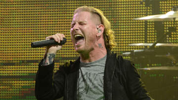 Jonathan 'JC' Clarke - Slipknot's Corey Taylor Says He Suffered Gruesome Injury Singing Too Hard