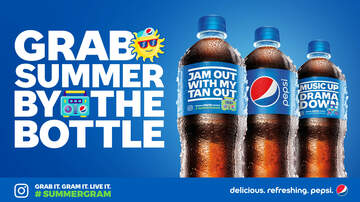 Z100 News - Grab Summer by the Bottle with Pepsi!