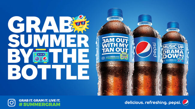Grab Summer by the Bottle with Pepsi! | Z100