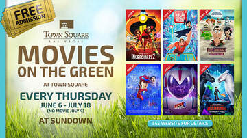 None - Movies On The Green at Town Square Las Vegas