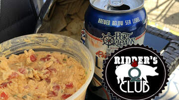 Ridder's Q Club - Ridder's Q Club: Pimento Cheese (for topping EVERYTHING)