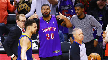 KeKe - Raptors Win Again... So You Know Drake Is Doing The Most