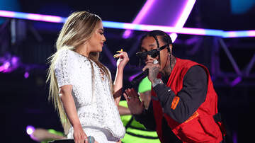 None - Ally Brooke Covers Selena, Brings Out Tyga at 2019 iHeartRadio Wango Tango