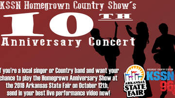None - Homegrown Country Show's 10th Anniversary Concert