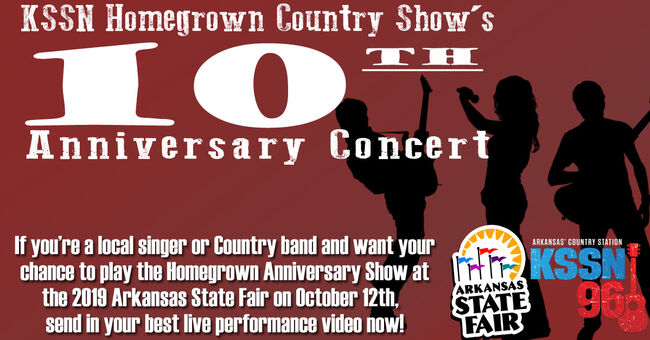 Homegrown Country Show Playlist - July 7, 2019