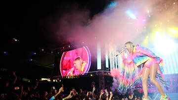 None - Taylor Swift Transforms Into an Actual Rainbow at Wango Tango: See Her Look