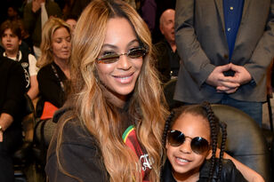 Blue Ivy Sings 'Circle Of Life' With Beyonce In 'Lion King' Inspired Gowns