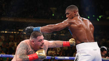 Sports Top Stories - Andy Ruiz Jr. Defeats Anthony Joshua in Huge Upset For Heavyweight Title