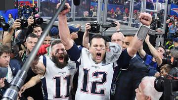 Chuck Nowlin - Patriots Will Receive Their Super Bowl Rings Thursday Night