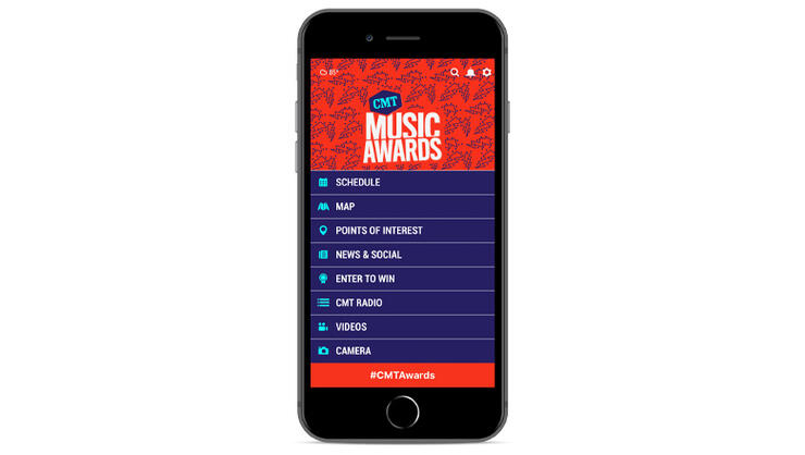 Cmt Music Awards Cures Fomo With New App Iheartradio