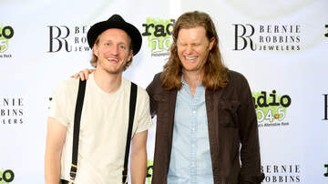 None - The Lumineers Meet & Greet Photos at our 12th Birthday Show