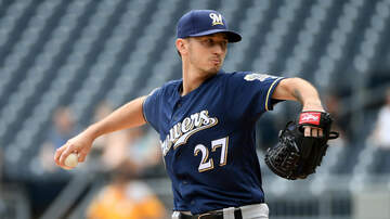 Brewers - Brewers trade away Zach Davies, Trent Grisham