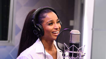 Zach Boog - Ciara on Red Table Talk on Monday