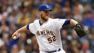Lucas in the Morning - What to expect in Jimmy Nelson's return to the mound for the Brewers