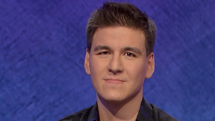 Leaked 'Jeopardy' Footage Appears To Show Champ James