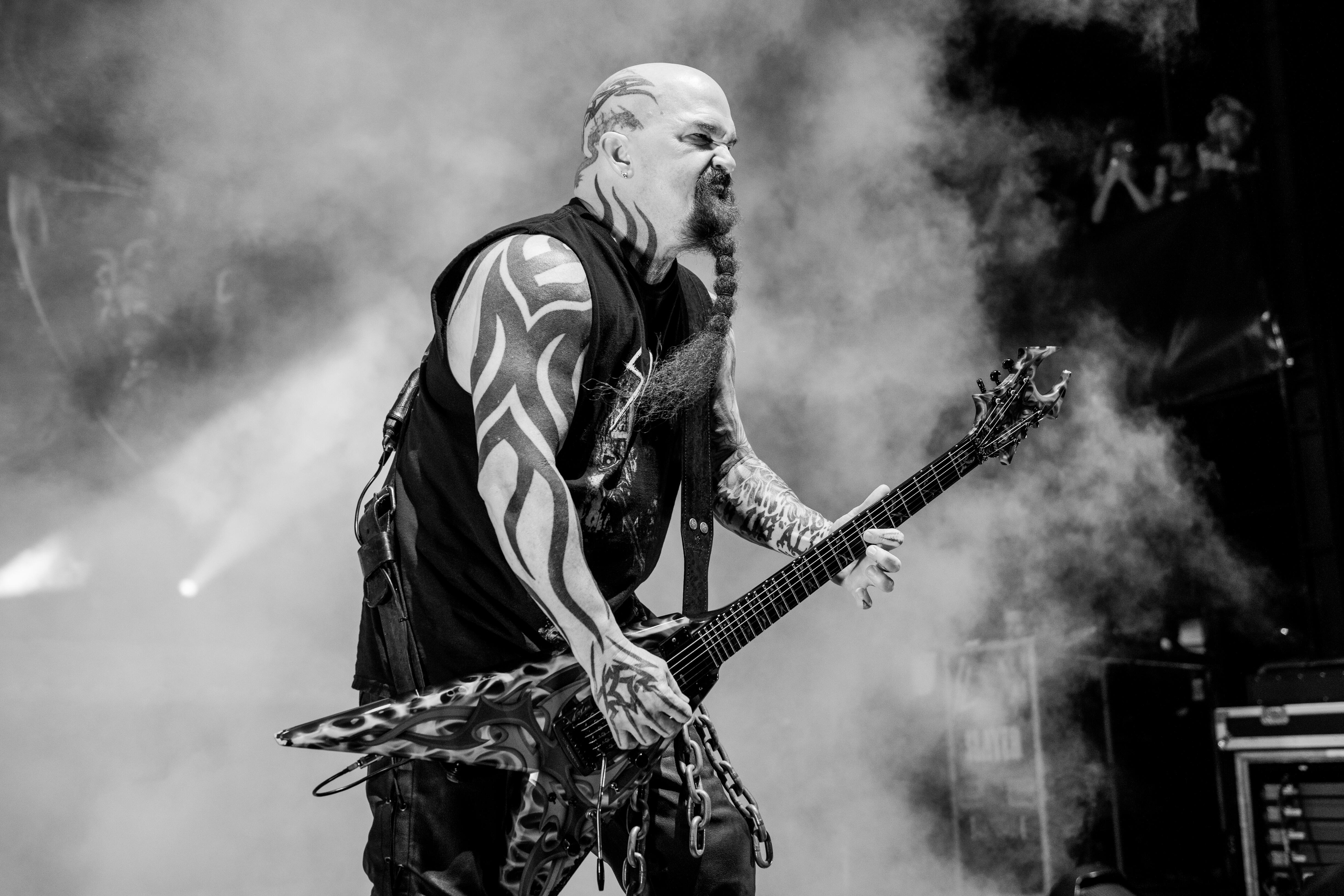 Kerry King: 18 Things You Might Not Know | iHeartRadio