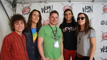 Bunbury - Greta Van Fleet Meet & Greet!