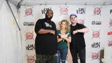 Bunbury - Run The Jewels Meet & Greet!