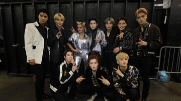 Trending - Bebe Rexha Was All of Us When She Met NCT 127 Backstage