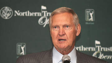 The Dan Patrick Show - Jerry West Reacts To Being Awarded The Presidential Medal of Freedom