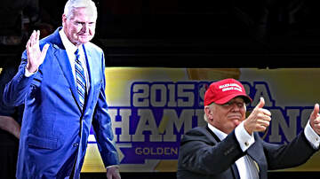The Dan Patrick Show - Donald Trump to Award Jerry West With the Presidential Medal of Freedom