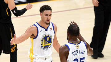 BIGVON - Klay Thompson And Kevin Durant Troll Drake After Game 2 Win!