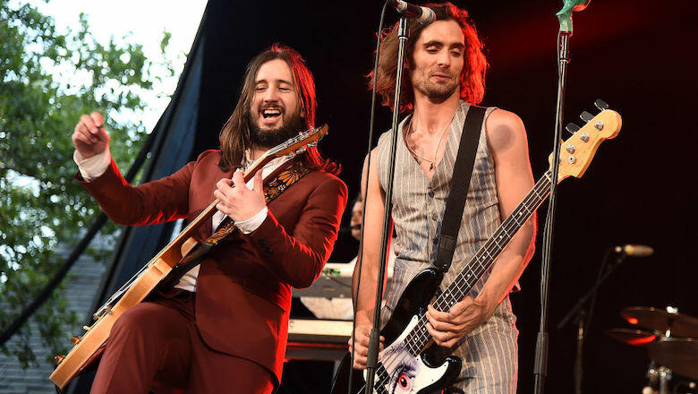 All-American Rejects Surprise-Release Three-Song EP 'Send Her To Heaven'