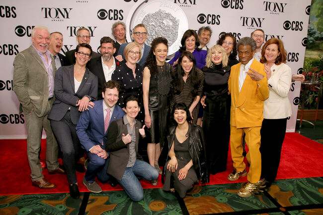 Three Songs From 'Hadestown' Cast Album To Be Released