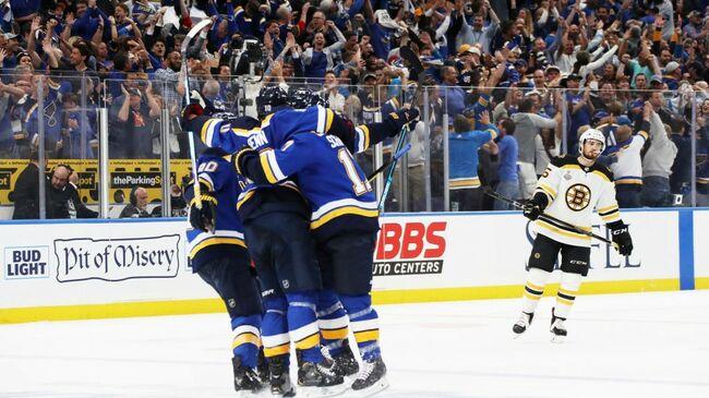 Stanley Cup Finals 2019 Game 4