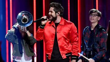 None - Thomas Rhett Drops CMT Music Awards Spoiler