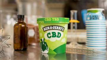 Weird, Odd and Bizarre News - Ben & Jerry's Wants To Chill You Out With CBD Ice Cream