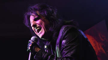 Jim Kerr Rock & Roll Morning Show - Alice Cooper Announces 2019 'Evening With' Tour