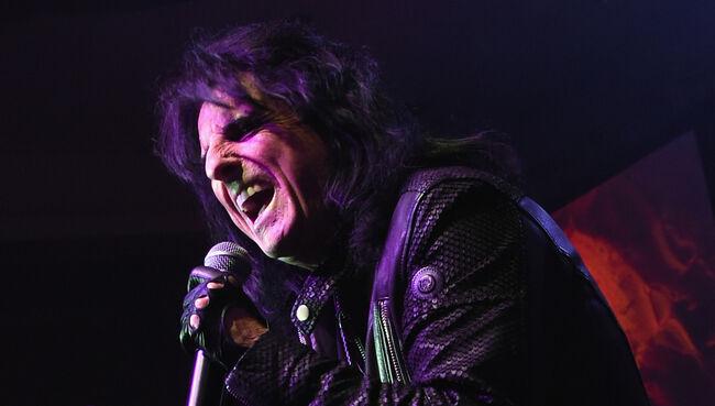 Alice Cooper Announces 2019 'Evening With' Tour