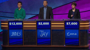 Elvis Duran - Jeopardy! Champion Loses, Doesn't Break Ken Jennings' Record
