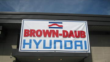 Photos - Photos: B104 at Brown Daub Hyundai May 2019!